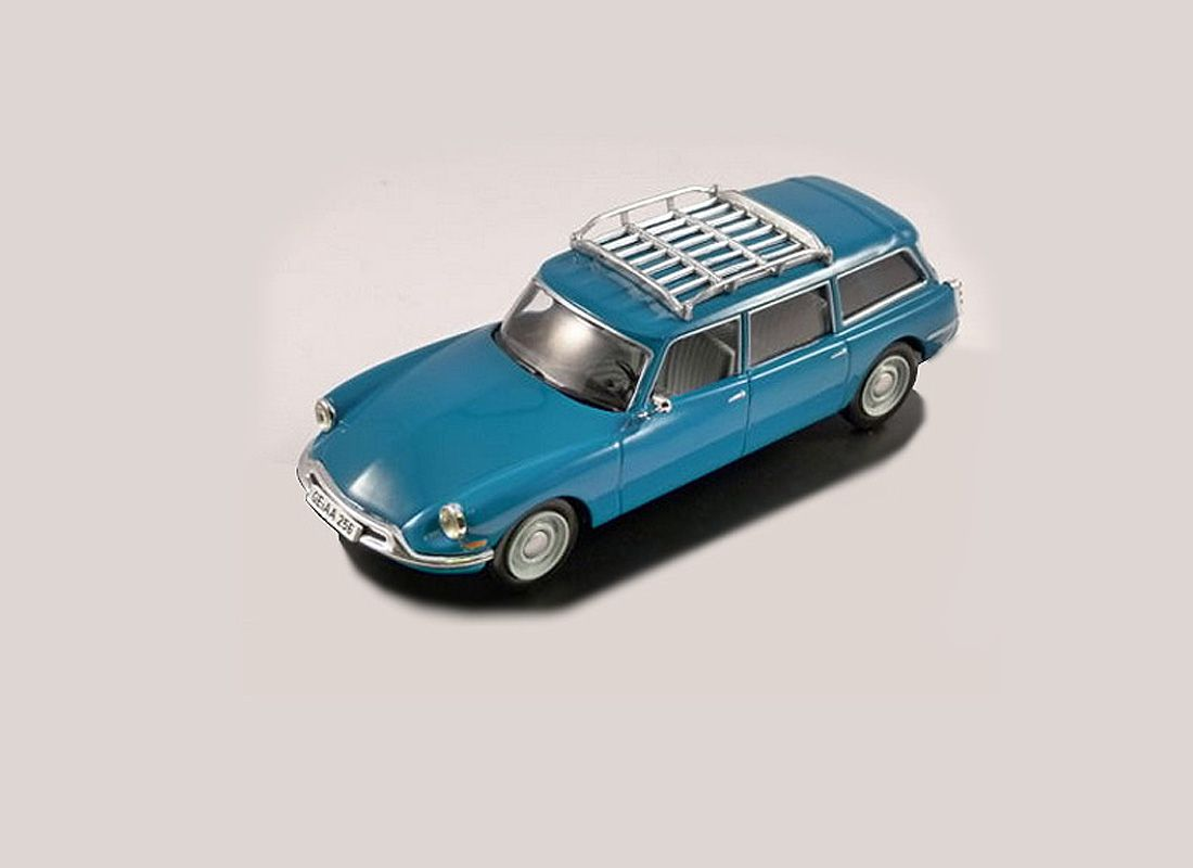 Picture Gallery for Whitebox WHI039 Citroen ID19 Estate