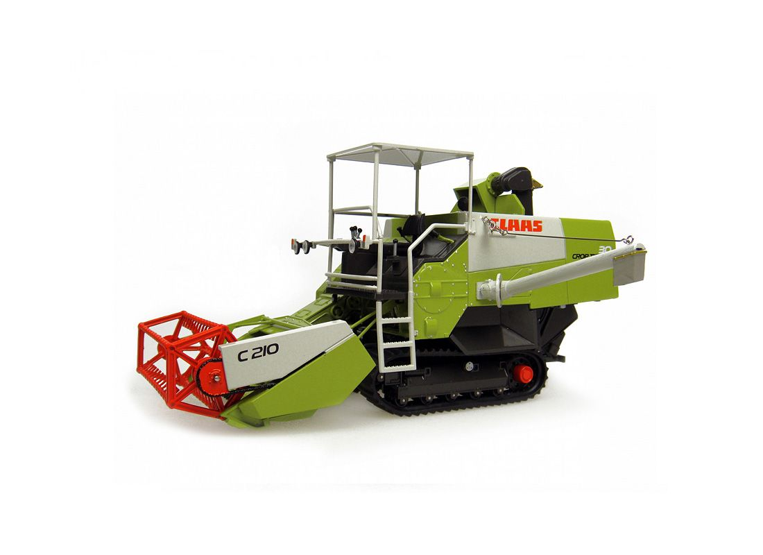 Picture Gallery for Universal Hobbies 2672 Claas Crop Tiger 30 Diecast Harvester Model