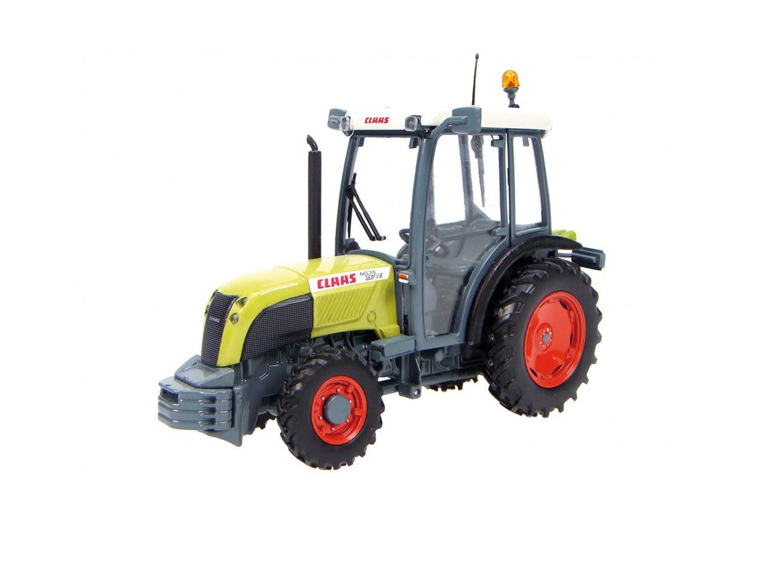 Picture Gallery for Universal Hobbies 2612 Claas Nectis 237VE with Cab  - Tractor