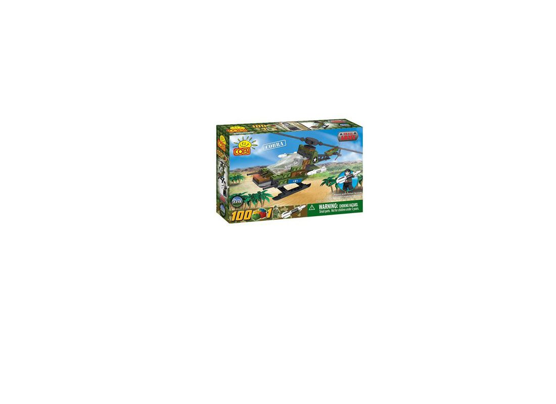 Picture Gallery for COBI COB2218 Cobra Small Army