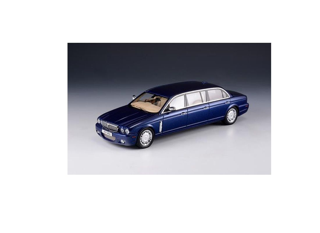 Picture Gallery for GLM 213402 Daimler XJ Wilcox Limousine X358
