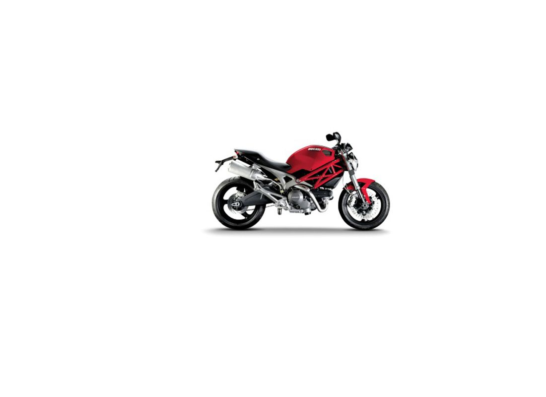Picture Gallery for Maisto 8964 Ducati Monster 696  - Motorcycle