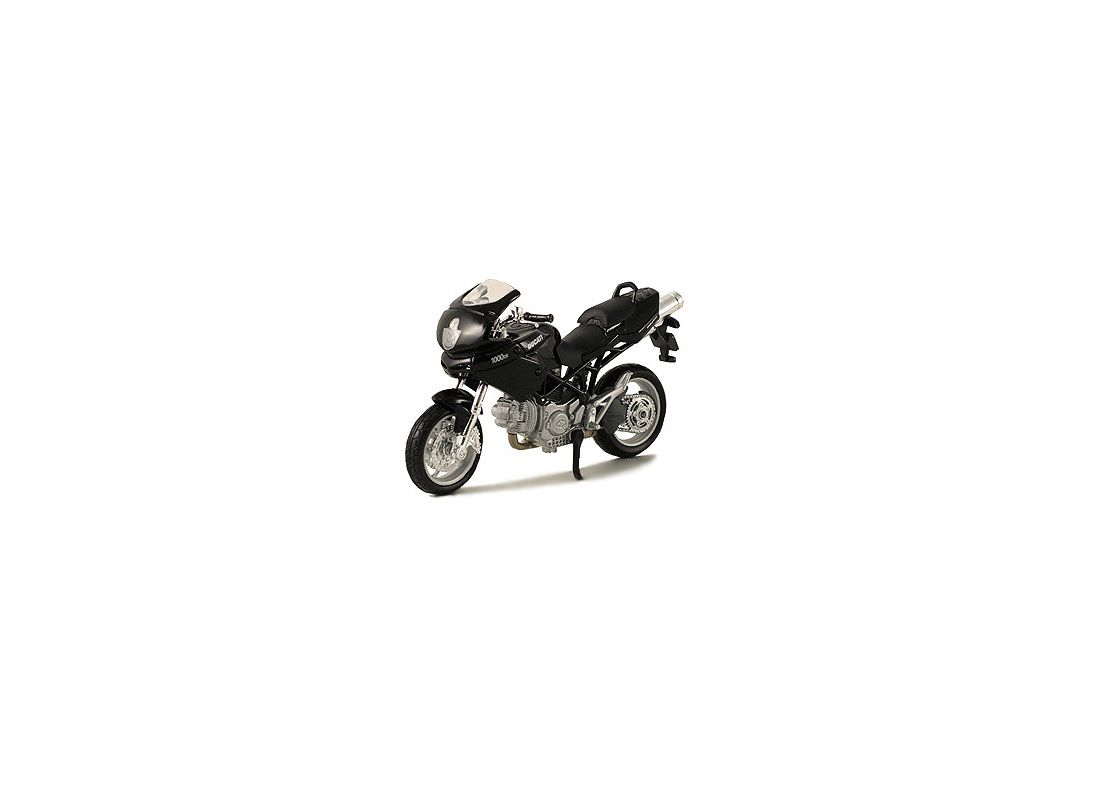 Picture Gallery for Maisto 04041BK Ducati Multistrada 1000DS  - Motorcycle