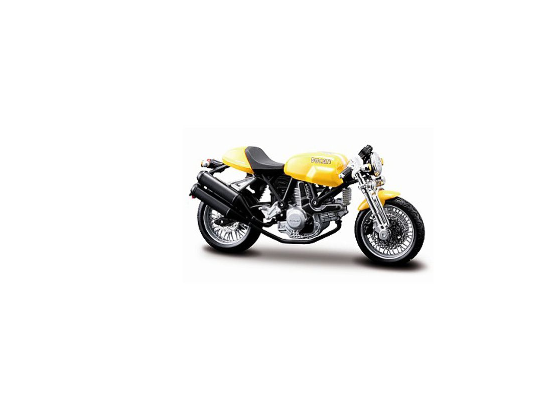 Picture Gallery for Maisto 7165 Ducati Sport 1000  - Motorcycle