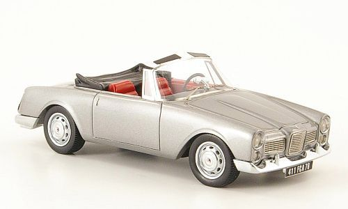 Picture Gallery for Neo 43411 Facel Vega Facellia F2 Convertible (1961)