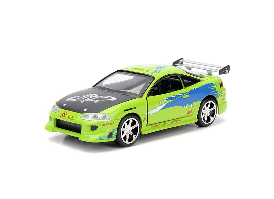 Picture Gallery for Jada JA97609 Mitsubishi Eclipse  -  Fast And Furious 6