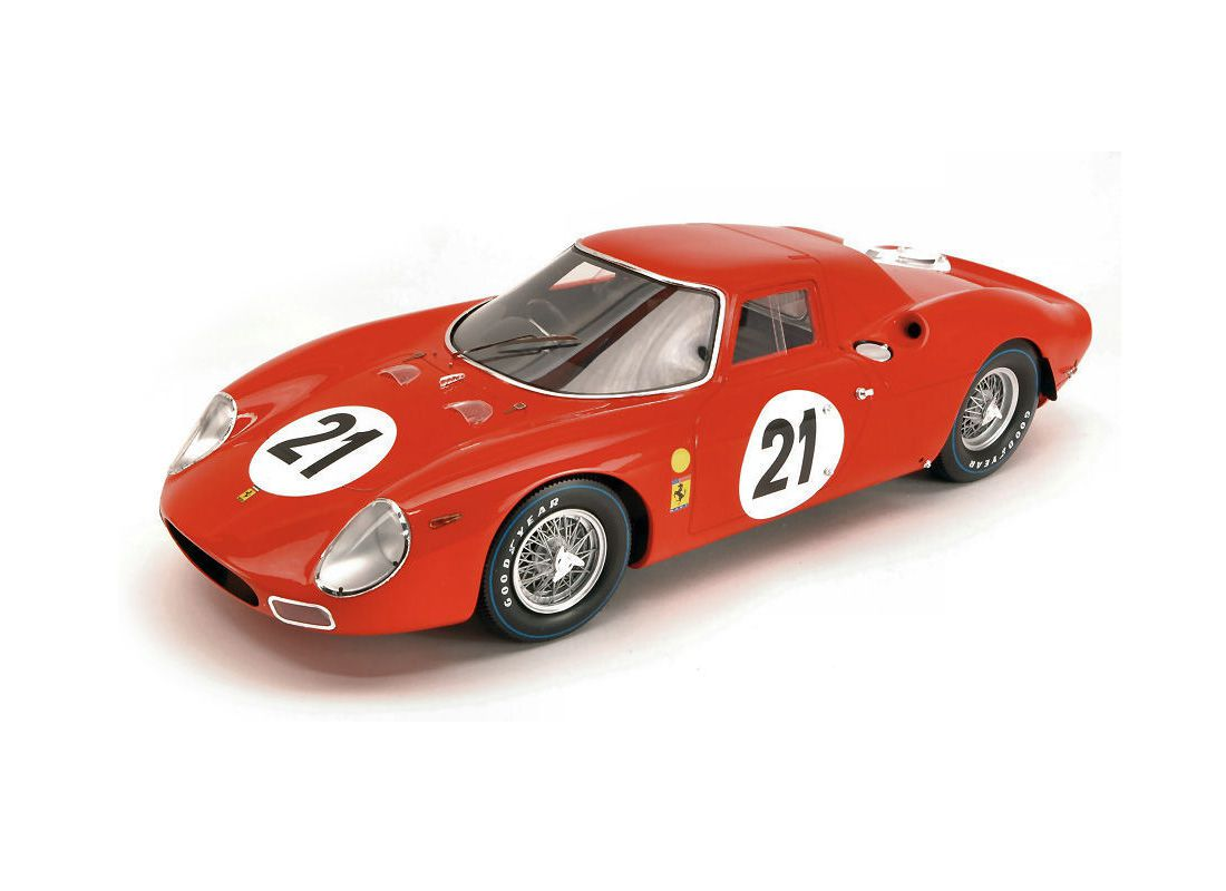 Picture Gallery for Looksmart LS18LM02 Ferrari 250 LM Number 21 (Le Mans Winner 1965)