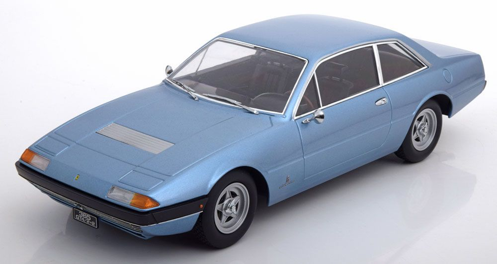 Picture Gallery for KK Scale Models DC180162 Ferrari 365 GT4 (1972)