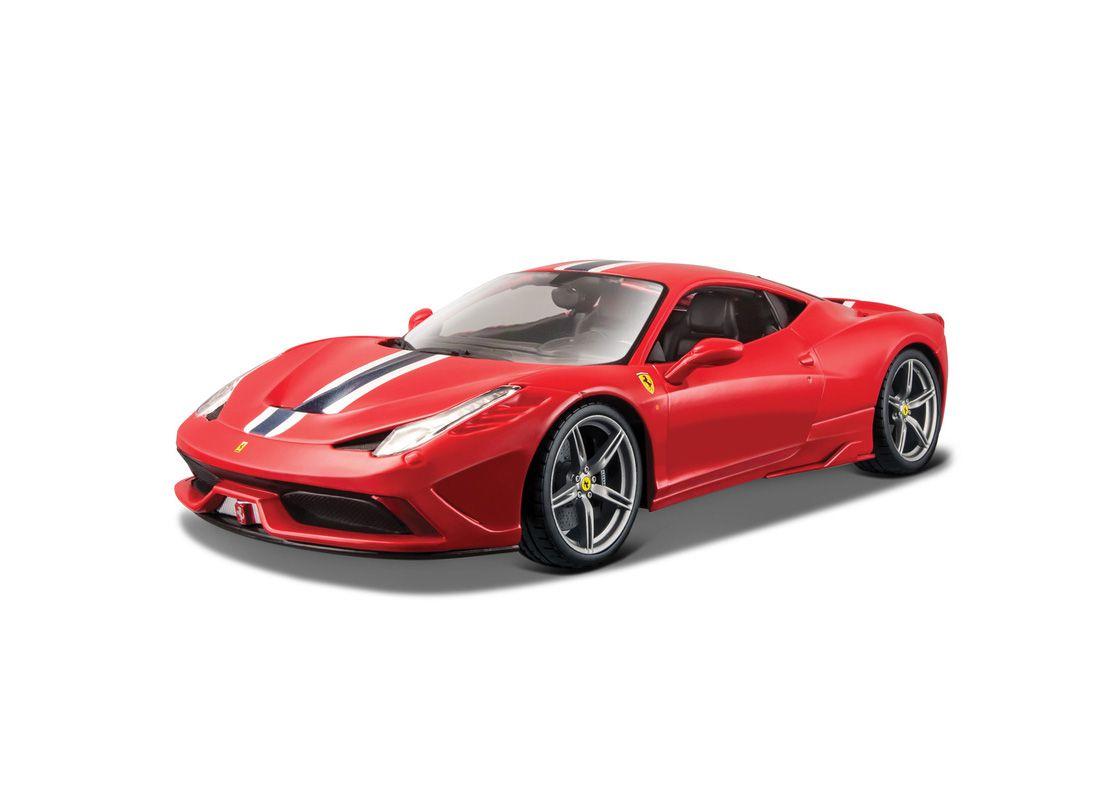 Picture Gallery for Burago 18-16002 Ferrari 458 Speciale