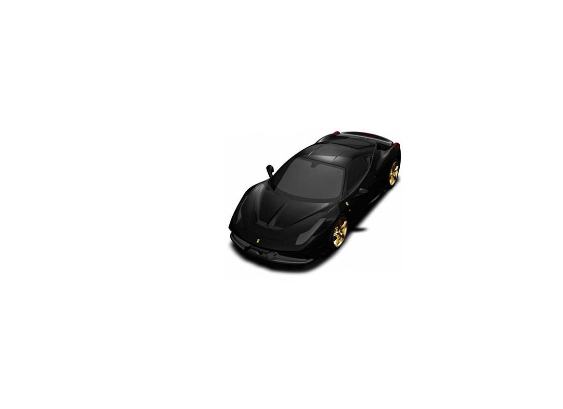 Picture Gallery for Mattel BLY47 Ferrari 458 Speciale
