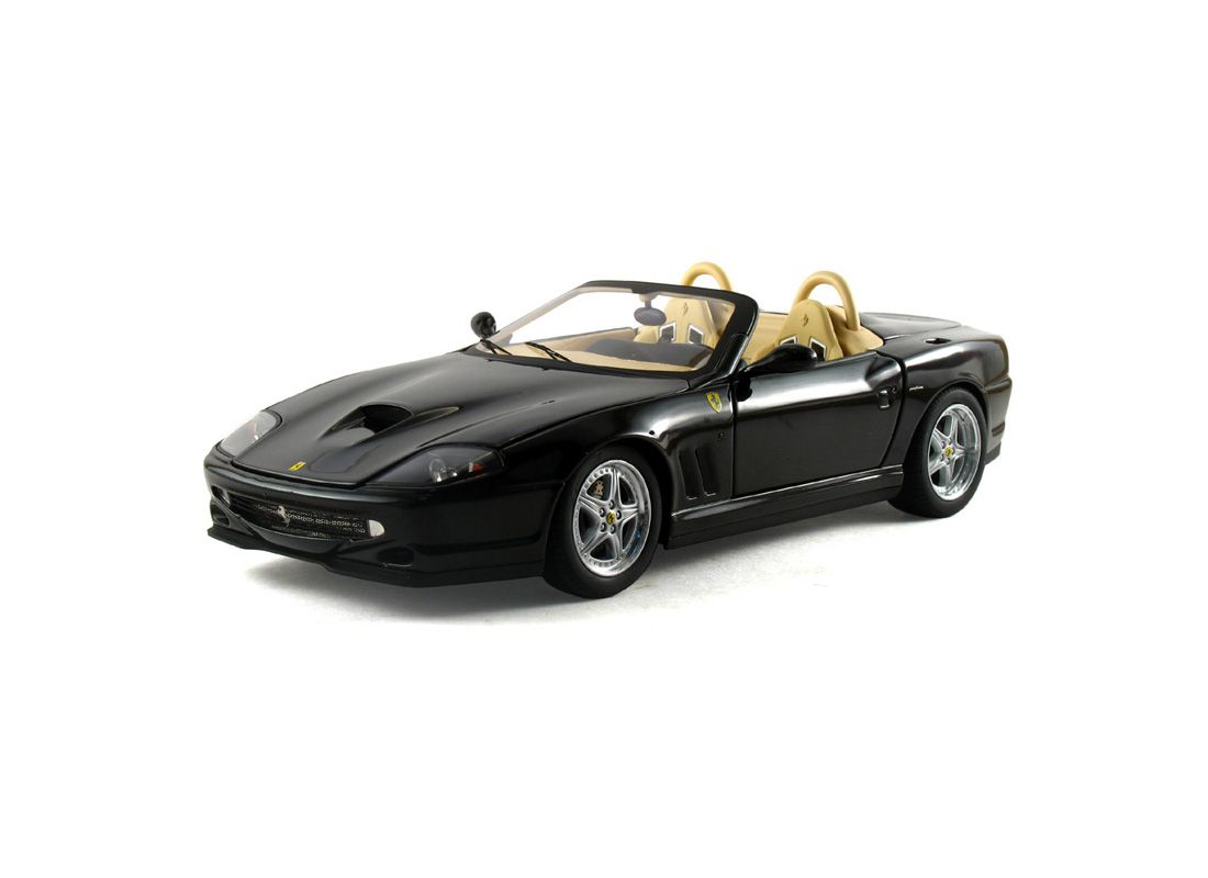 Picture Gallery for Mattel N2055 Ferrari 550 Barchetta