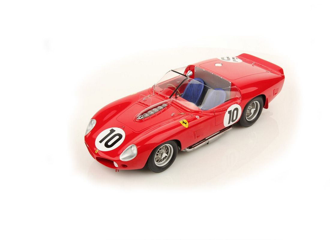 Picture Gallery for Looksmart LS18LM03 Ferrari TR61 Number 10 (Phil Hill - Le Mans Winner 1961)