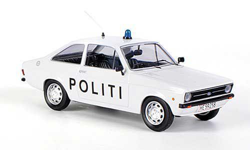 Picture Gallery for Trofeu SMNC027 Ford Escort Mark II Politi