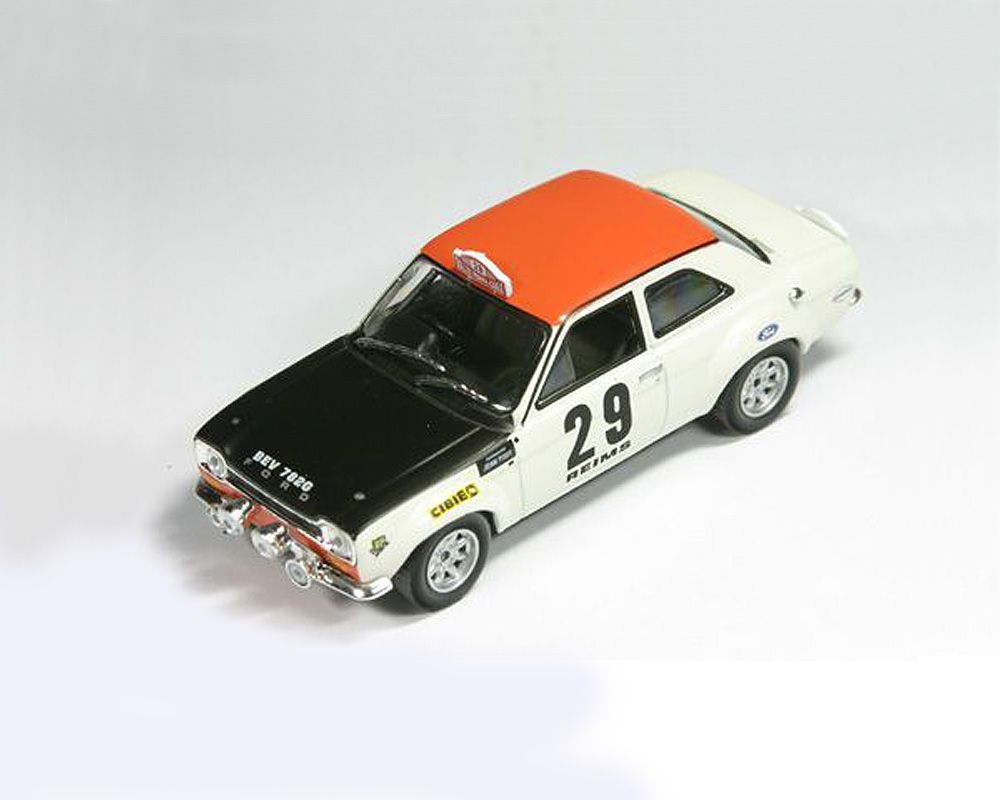 Picture Gallery for Trofeu 516 Ford Escort Mk I 1600TC (JeanFrancois Piot - Monte Carlo Ral
