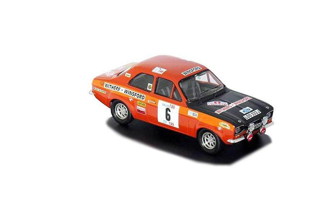 Picture Gallery for Trofeu RRAL02 Ford Escort MkI 1600TC (Robin Hillyar - Rally Portugal 1971)