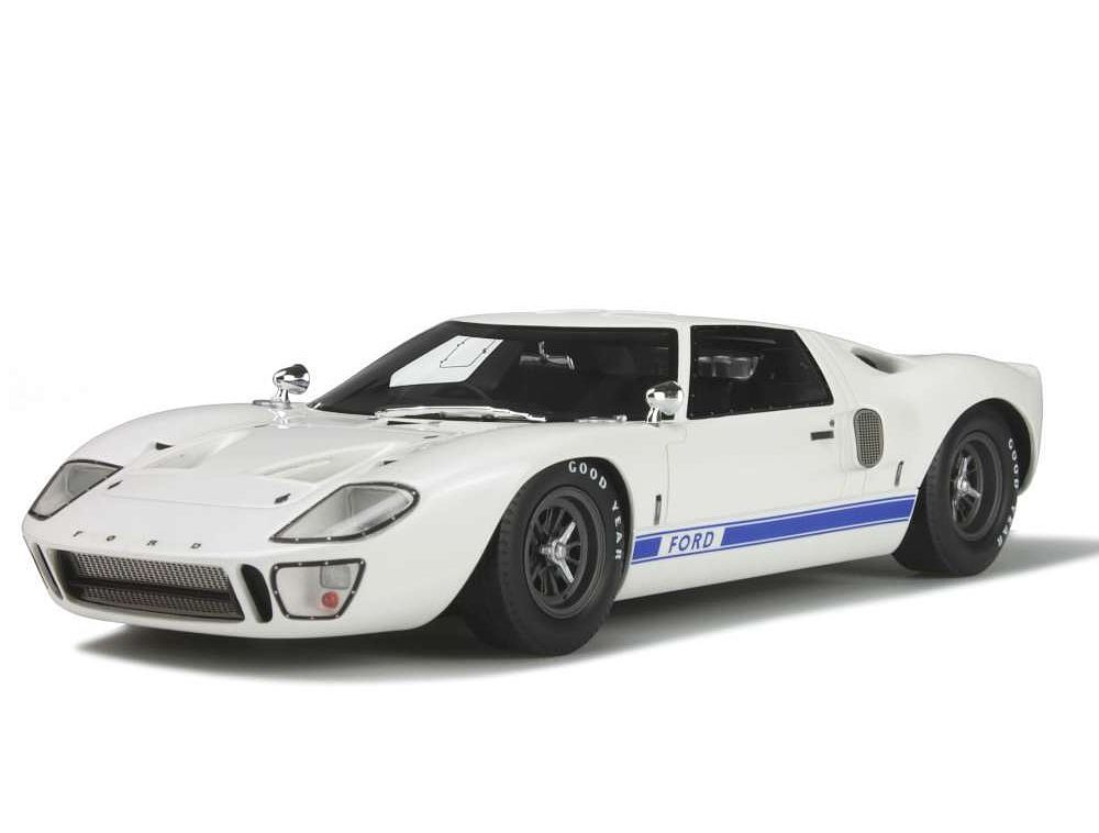 Picture Gallery for GT Spirit 131 Ford GT40 MkI