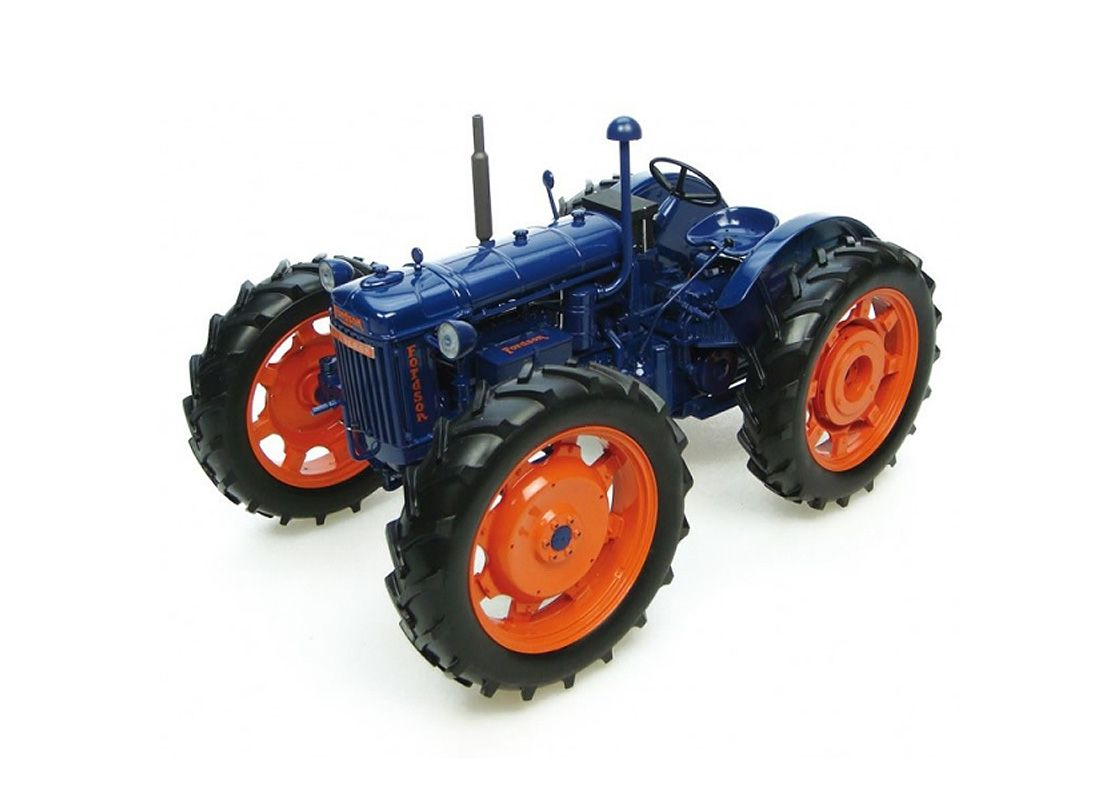 Picture Gallery for Universal Hobbies 2816 Fordson Major E27N Roadless  - Tractor