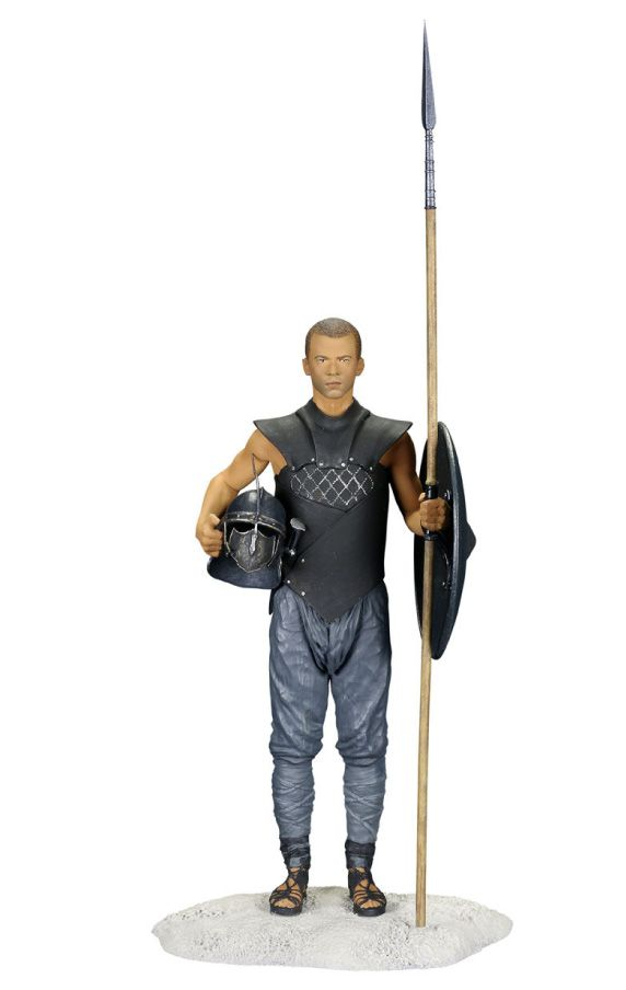 Picture Gallery for Cult DH29144 Grey Worm Figure