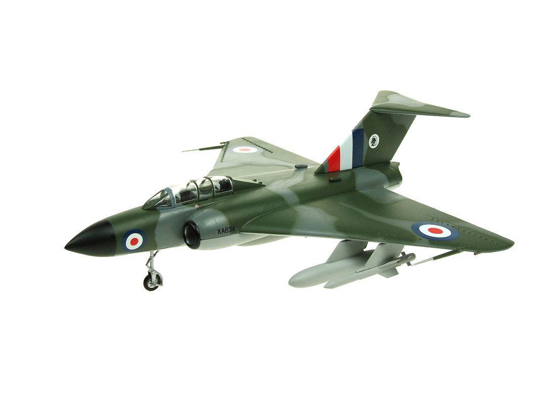 Picture Gallery for Aviation 72 AV7254001 Gloster Javelin FAW4 XA634 Ex-Leeming