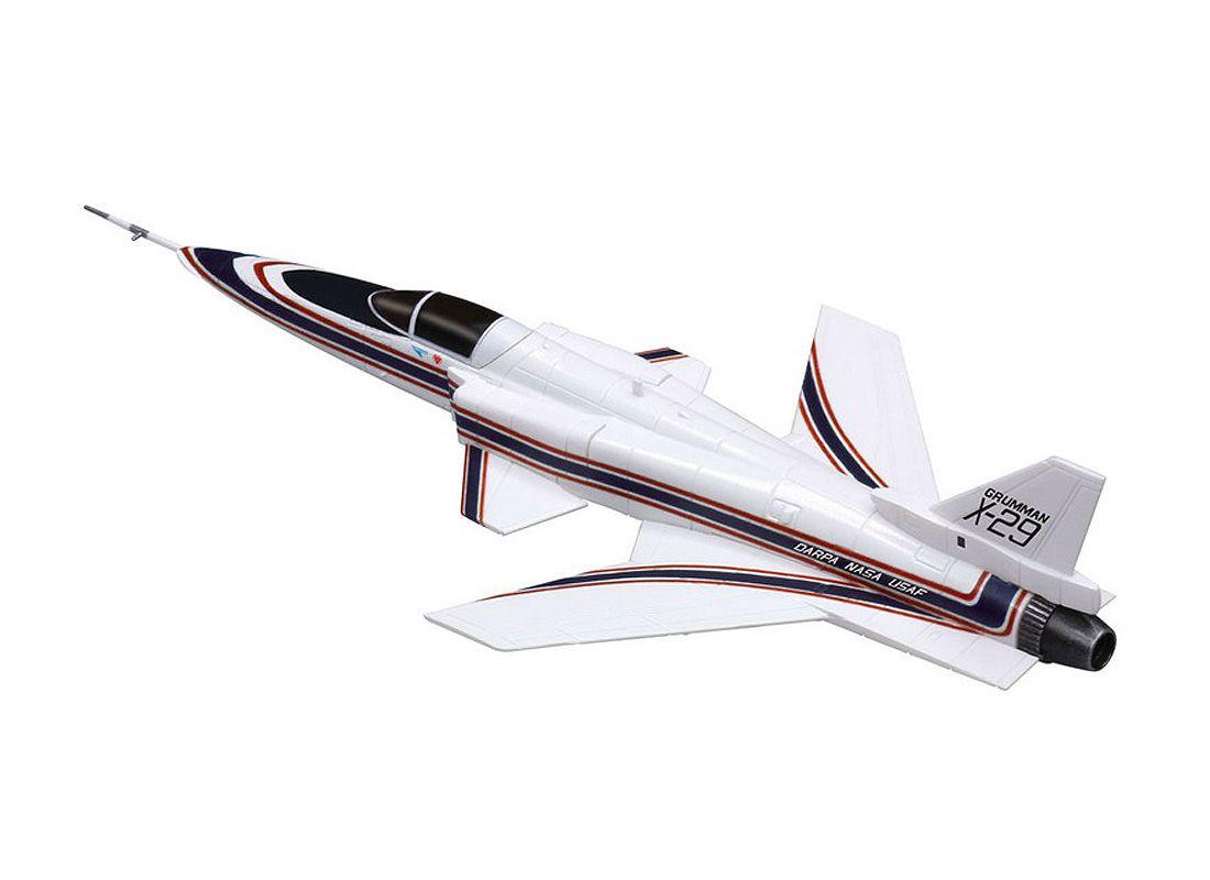 Picture Gallery for Dragon 51024-03 Grumman X-29 Experimental Flight Program  - Airplane