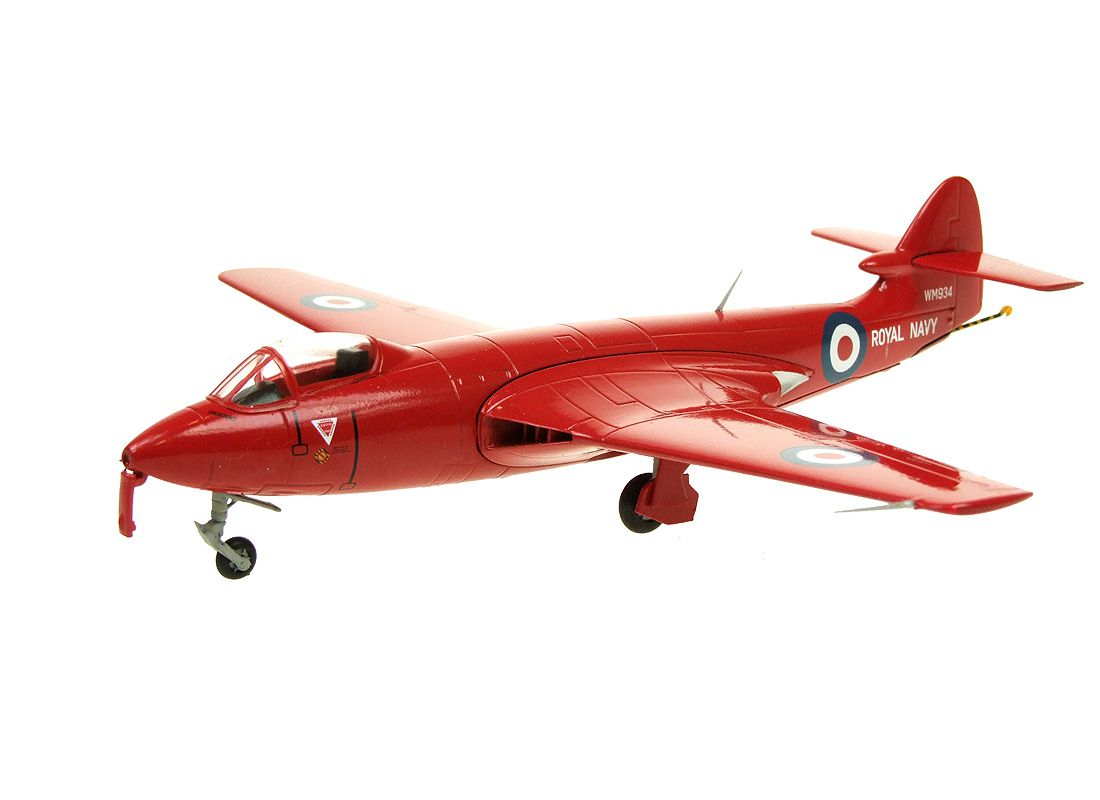 Picture Gallery for Aviation 72 AV-72-23-007 Hawker Sea Hawk WM934 Red Devils (1957)