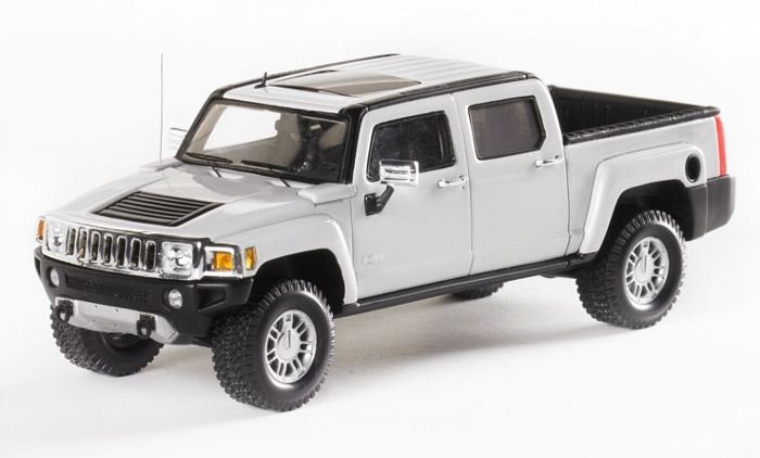 Picture Gallery for Luxury Diecast 101294 Hummer H3T (2006)