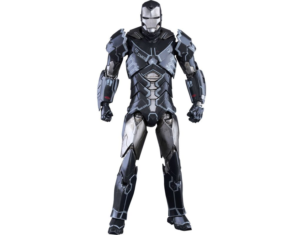 Picture Gallery for Hot Toys HT902637 Iron Man Mark XV Sneaky Poseable Figure  Iron Man 3