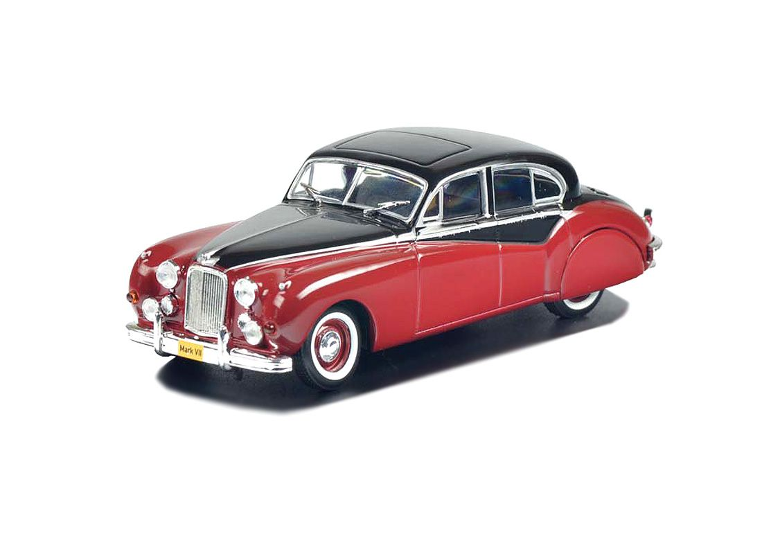 Picture Gallery for Whitebox WHI131 Jaguar Mark VII (1954)