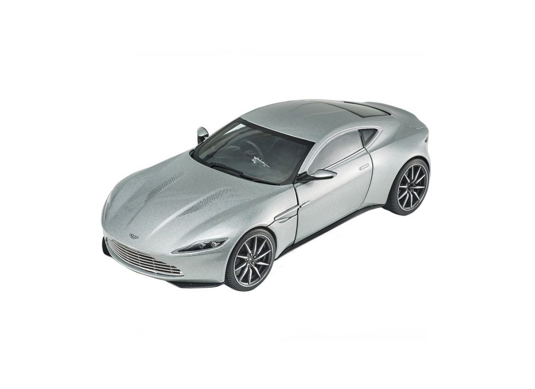 Picture Gallery for Mattel CMC94 Aston Martin DB10  -  James Bond Spectre