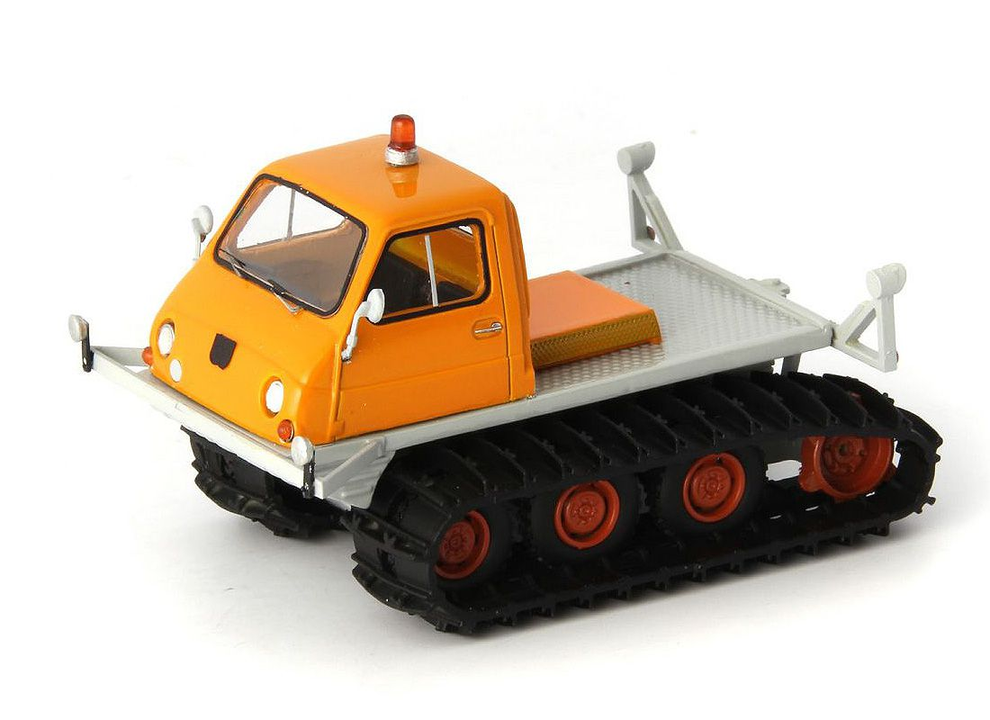 Picture Gallery for Auto Art ATC08005 Kahlbacher Schneewiesel K2000 (1968) Resin Model Tracked Veh