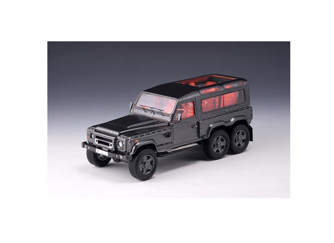 Picture Gallery for GLM 219001 Kahn Huntsman 6x6