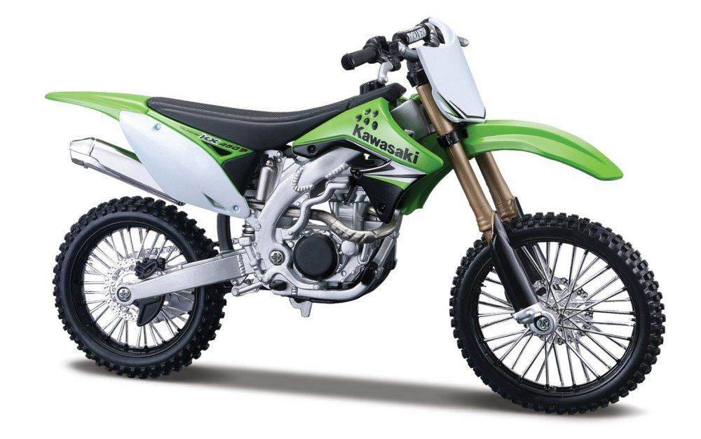 Picture Gallery for Maisto 8141 Kawasaki KX450F  - Motorcycle