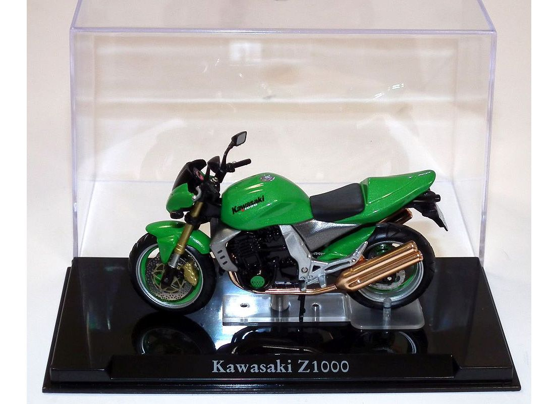Picture Gallery for Ex Mag HG10 Kawasaki Z1000  - Motorcycle