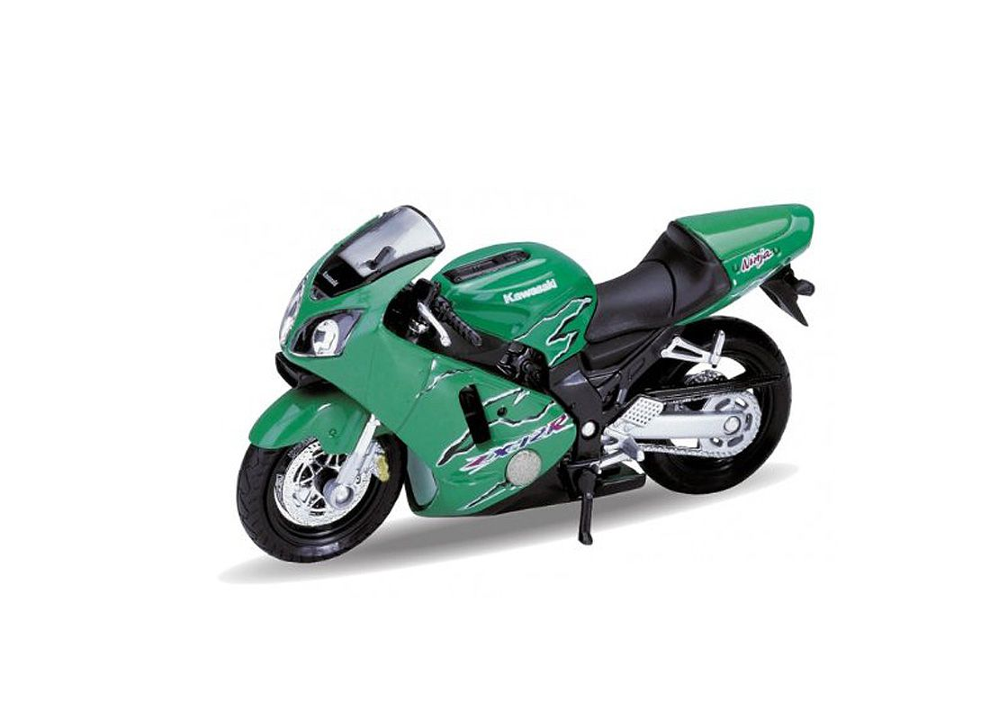Picture Gallery for Welly 12167 Kawasaki ZX-12R (2001)  - Motorcycle