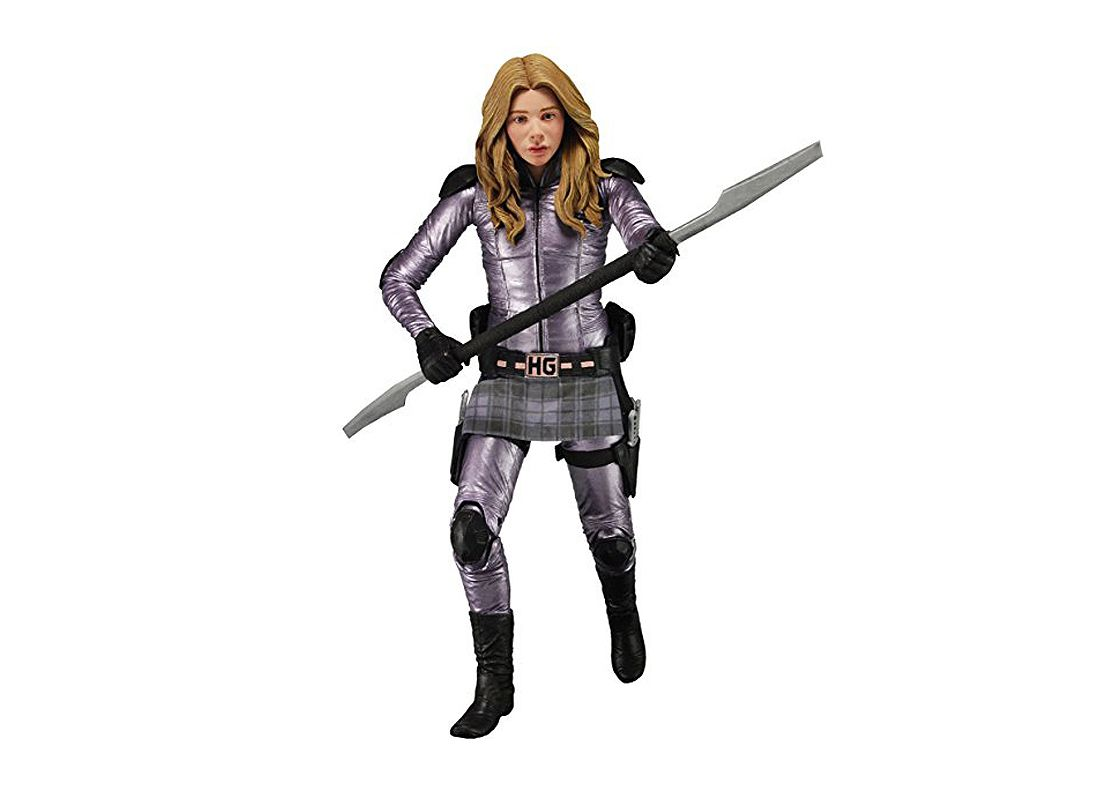 Picture Gallery for Neca 12126 Hit Girl Figure  Kick Ass 2