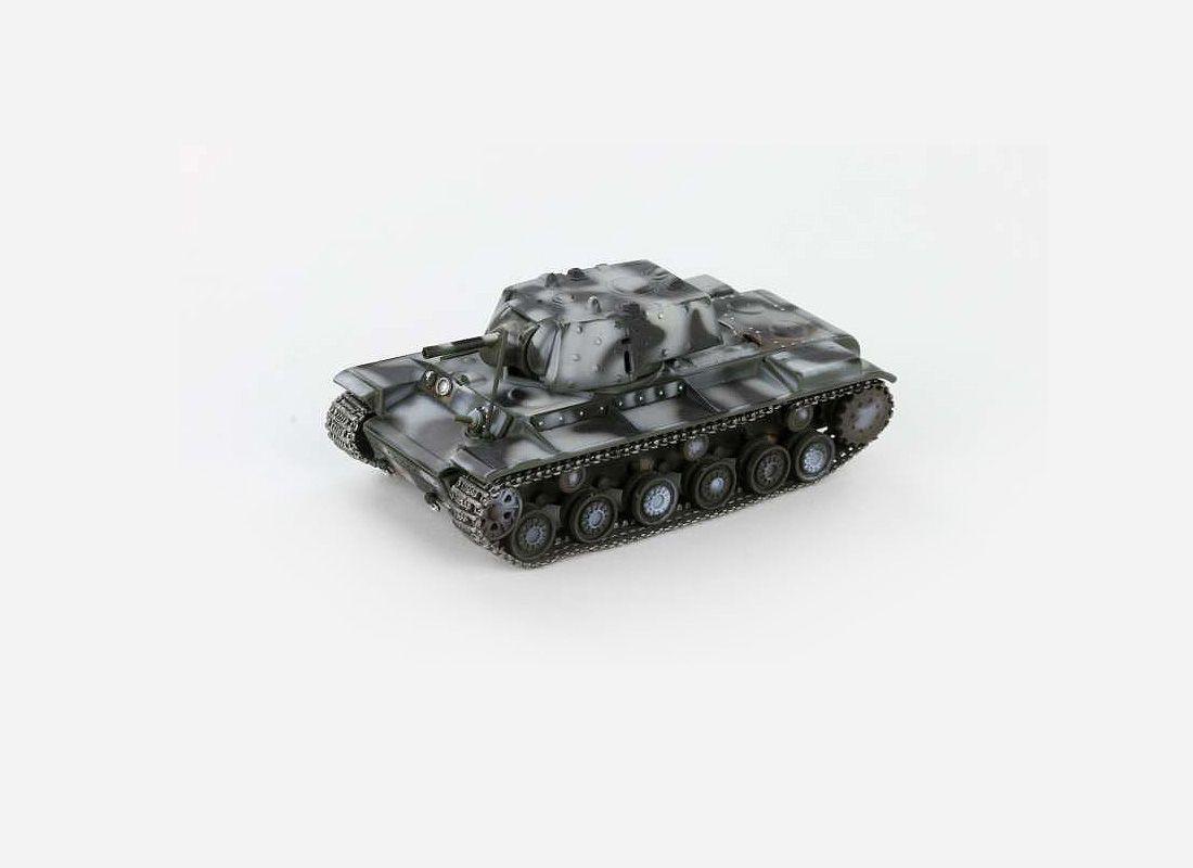 Picture Gallery for War Master TK0057 KV1 Tank (Leningrad 1942)  - Tank