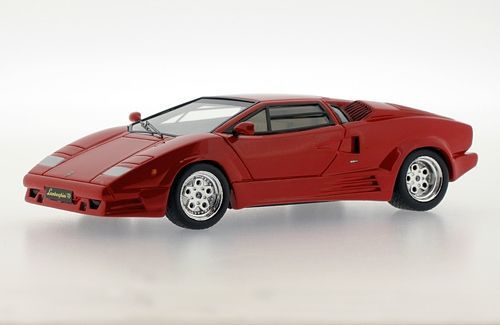 Picture Gallery for PremiumX PR0186 Lamborghini Countach 25th Anniversary (1989)