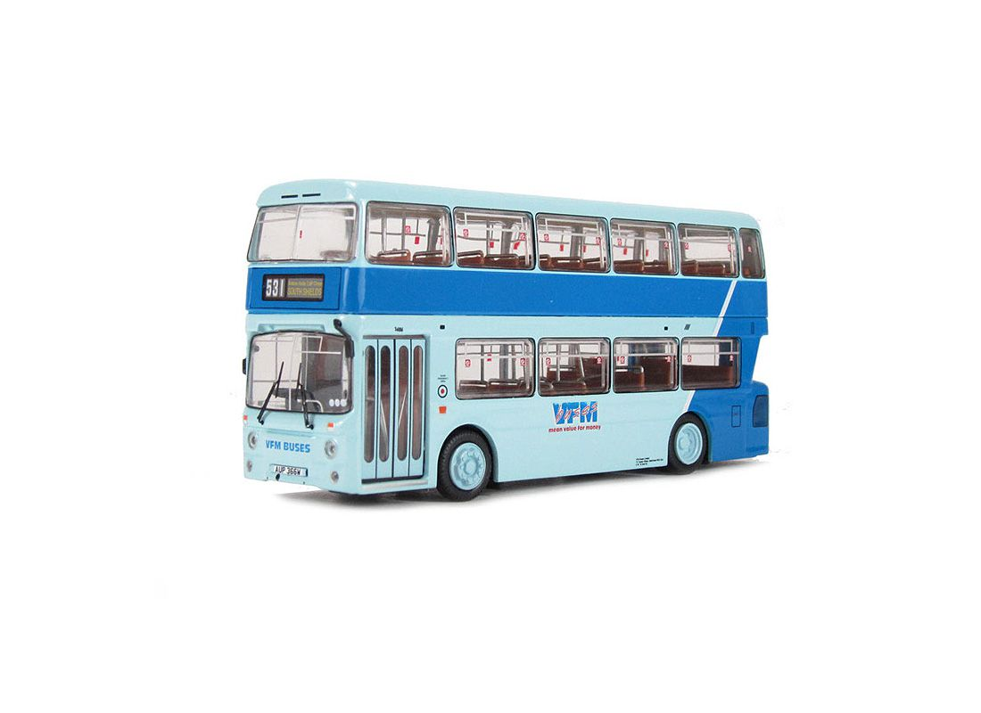 Picture Gallery for Britbus AN1-23 Leyland Atlantean NBC  - Bus