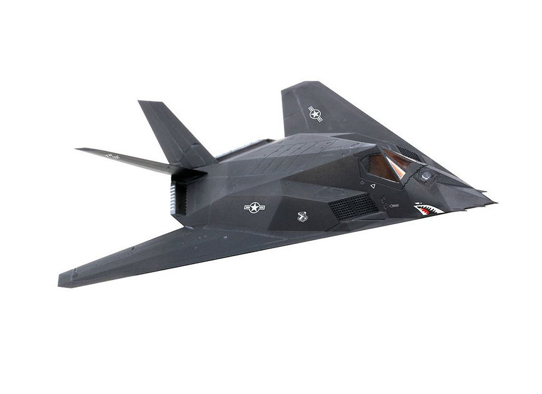 Picture Gallery for Dragon 51019-03 Lockheed F-117 Nighthawk  - Airplane