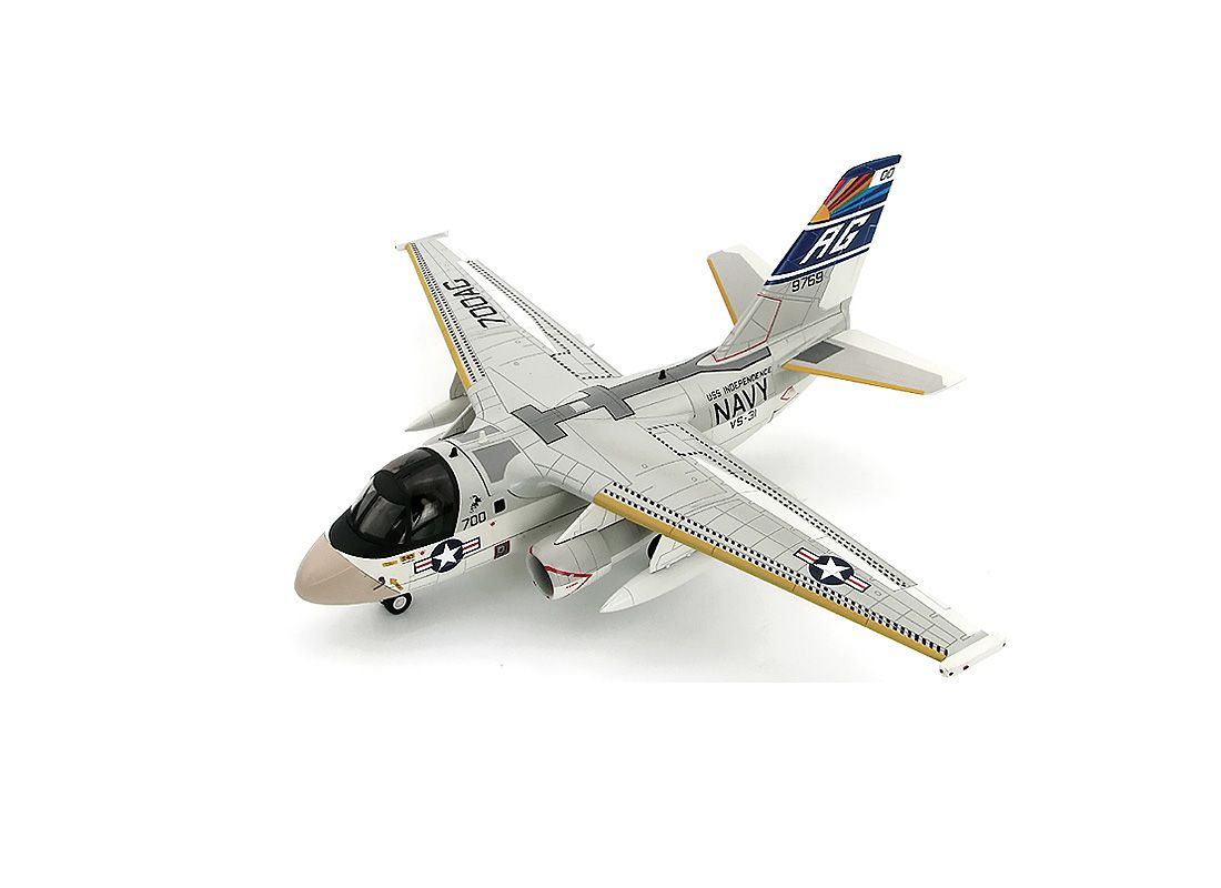 Picture Gallery for Hobby Master HA4903 Lockheed S-3 A Viking BuNo 159769 Topcats
