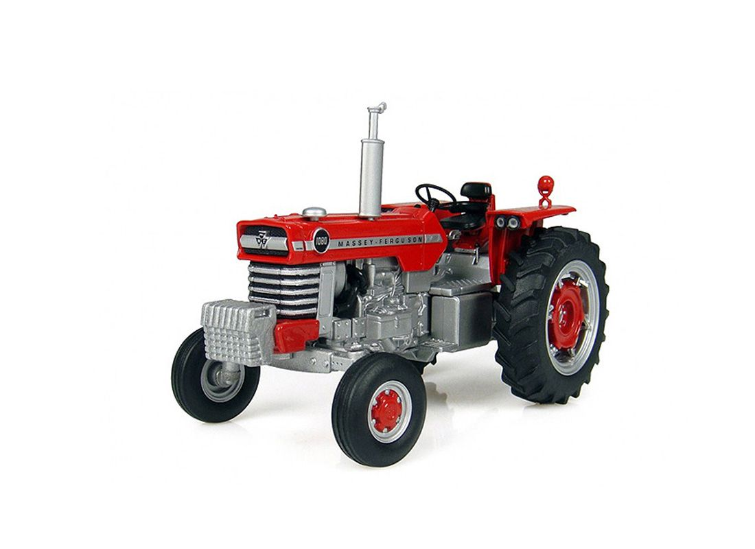 Picture Gallery for Universal Hobbies J4170 Massey Ferguson 1080 2WD USA Version (1968)  - Tractor