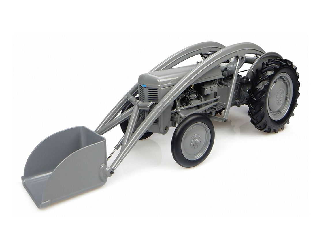 Picture Gallery for Universal Hobbies J4171 Massey Ferguson TEA20 with High Lift Loader  - Tractor