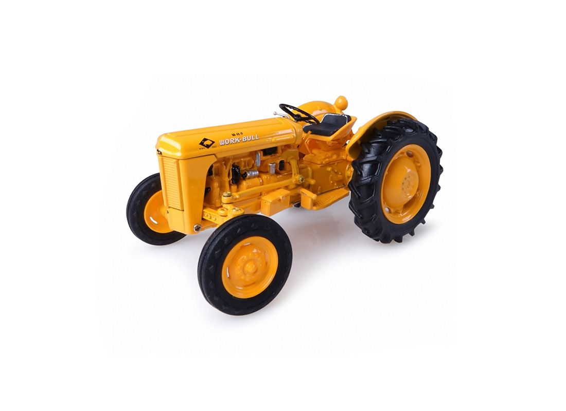 Picture Gallery for Universal Hobbies J4990 Massey Harris 202 Work Bull  - Tractor