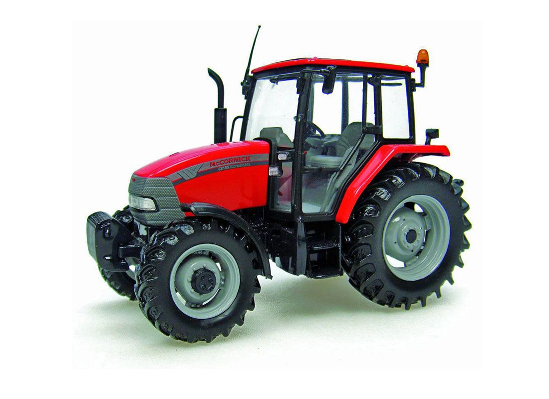 Picture Gallery for Universal Hobbies 2754 McCormick CX105  - Tractor
