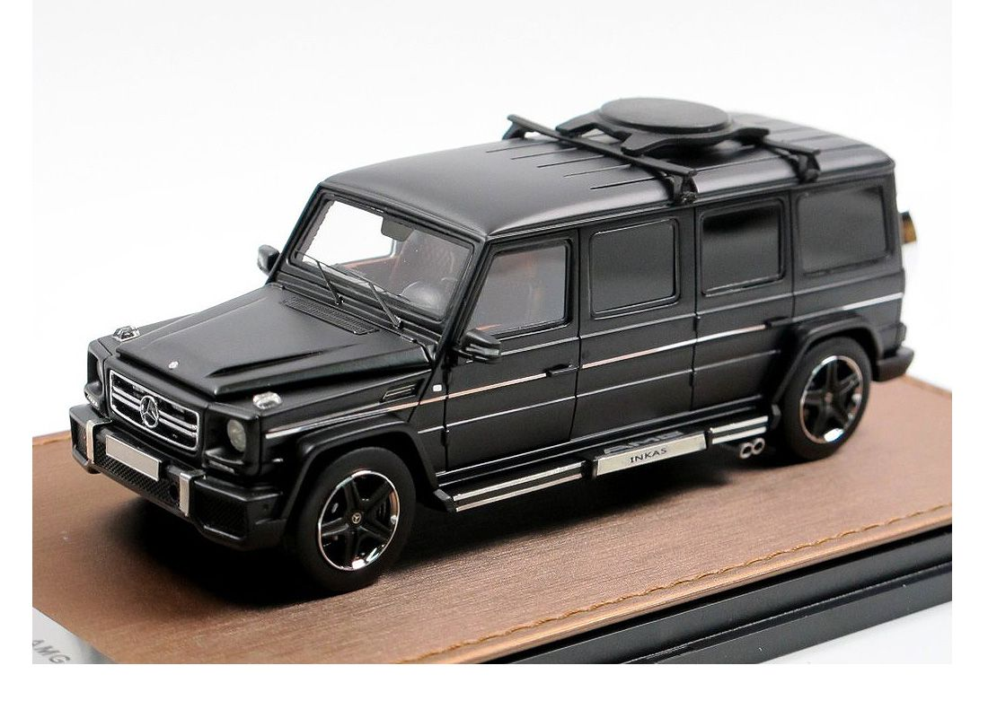 Picture Gallery for GLM 43203704 Mercedes Benz G63 INKAS Armoured Limo (2013)