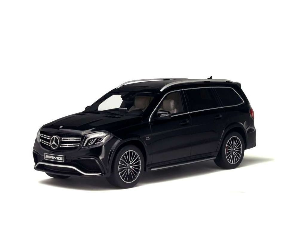 Picture Gallery for GT Spirit 118x Mercedes Benz GLS 63 AMG