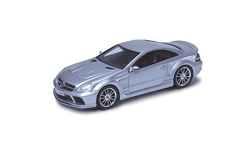 Picture Gallery for Absolute Hot Models 094302D1 Mercedes Benz SL65 AMG Black Series (2010)