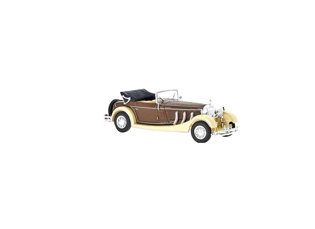 Picture Gallery for Whitebox WHI071 Mercedes Benz SS Cabriolet (1933)