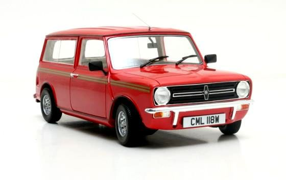 Picture Gallery for Cult CML018-1 Mini Clubman Estate (1974)