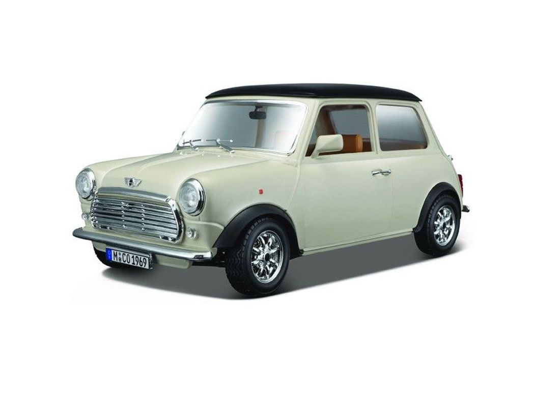 Picture Gallery for Burago 18-12036B Mini Cooper (1969)